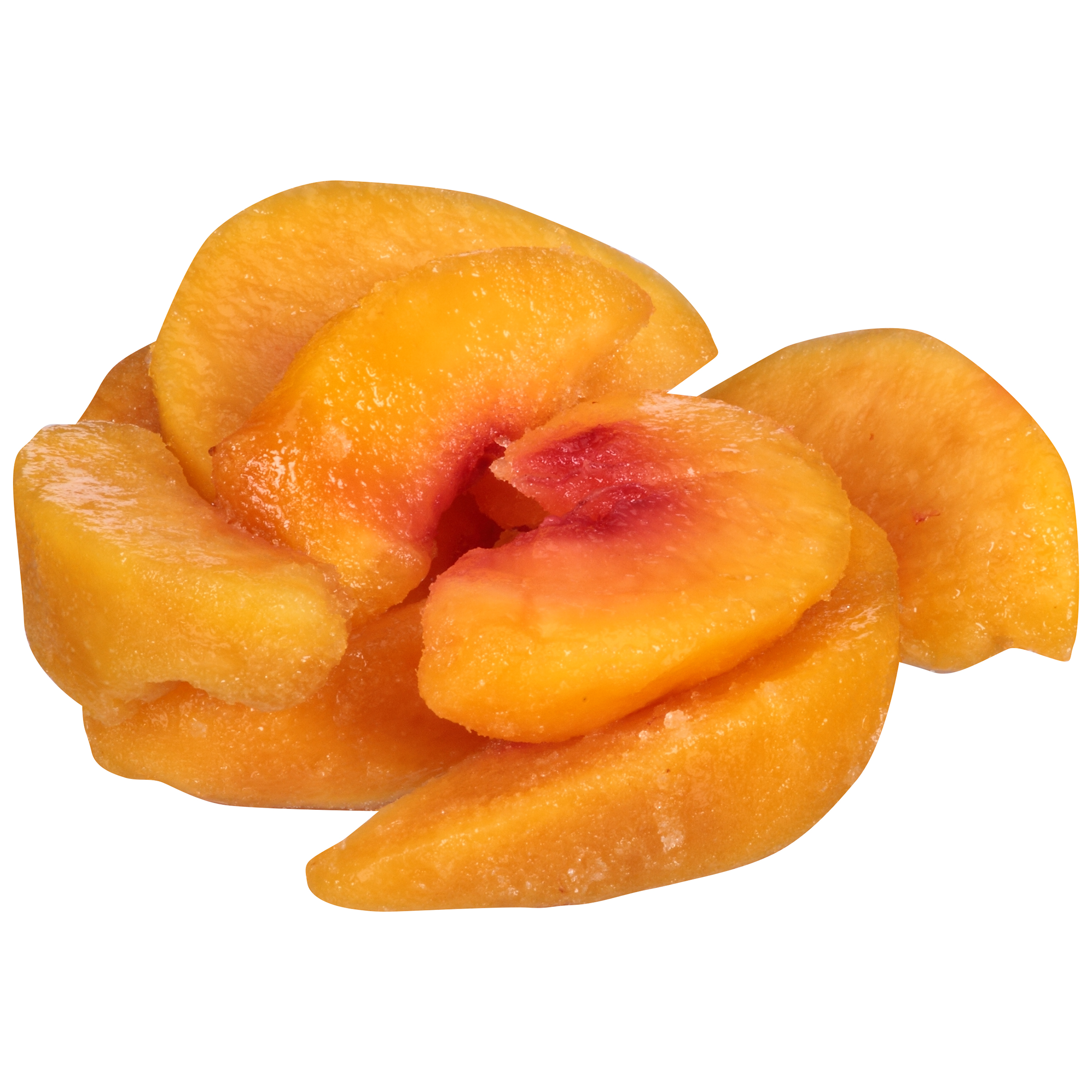 1/30# Peaches, Sliced IQF